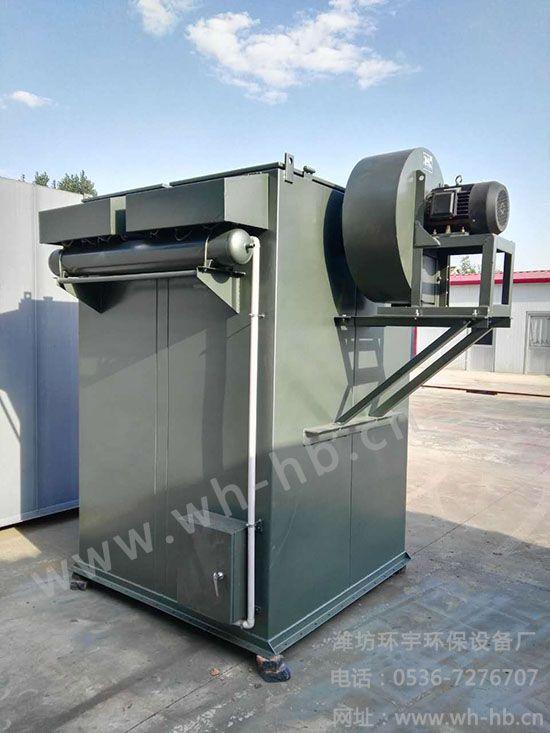 dmc脉冲袋式除尘器_DMC型高效脉冲袋式除尘器